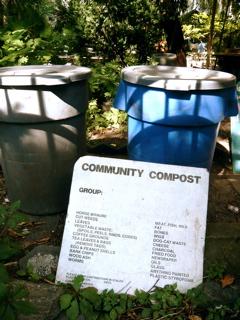 compost drop off